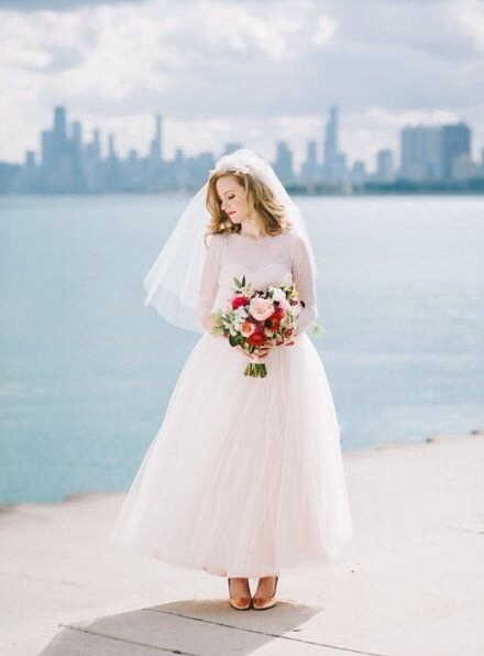 Keep it short and sweet! Beautiful short wedding dresses – My ...